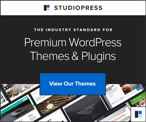 StudioPress WordPress Premium Themes