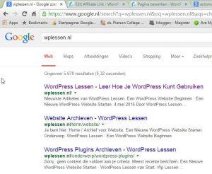 wplessen.nl - Google zoeken